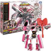 《 TOMICA 》新幹線變形機器人 DXS Shinkalion HELLO KITTY / JOYBUS玩具百貨