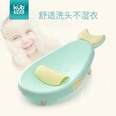 洗髮椅寶寶兒童洗髮椅洗髮躺椅可折疊加大號兒童洗髮床洗髮椅XW 快速出貨