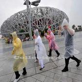 【超取299免運】戶外旅行旅遊一次性雨衣 便攜式透明雨衣 拋棄式雨衣 男女適用