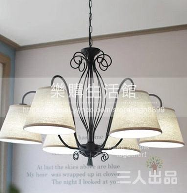 客廳復古燈時尚田園燈具LG-18910
