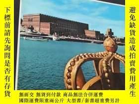 二手書博民逛書店罕見Stockholm斯德哥爾摩Y107628 出版1982