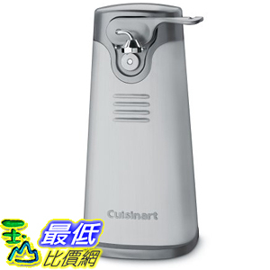 [美國直購 ShopUSA] 開罐器 Cuisinart SCO-60 Deluxe Stainless Steel Can Opener