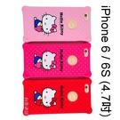 Hello Kitty防震矽膠保護套 [俏皮] iPhone 6 4.7吋【三麗鷗正版授權】