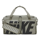 Nike 手提袋 Utility Power Training Gym Bag 綠 黑 男女款 斜背包 健身包 運動休閒【ACS】 CZ1366-320