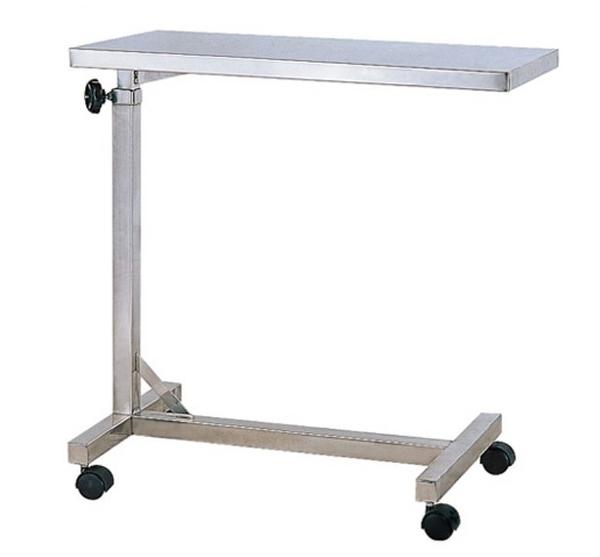 床上桌 餐桌板 不鏽鋼面 YH019