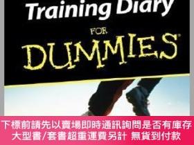 二手書博民逛書店預訂Runner S罕見Training Diary For DummiesY492923 Allen St.