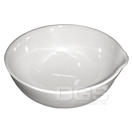 瓷蒸發皿 經濟型 Ceramic Evaporating Dish