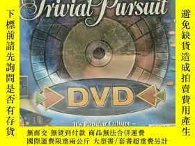二手書博民逛書店Hasbro罕見Trivial DVD :IT S POPULA