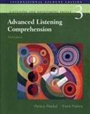 二手書《Advanced Listening Comprehension: Developing Aural and Notetaking Skills》 R2Y ISBN:1413012558