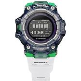 CASIO 卡西歐 G-SHOCK 多功能運動藍芽電子錶 GBD-100SM-1A7