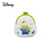 【  】三眼怪口金包 陶瓷存錢筒儲錢筒小費箱玩具總動員迪士尼Disney 003073