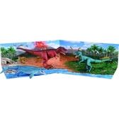 TOMICA多美動物園 探索動物 AG-05 多美恐龍戰鬥場景組 AN87710