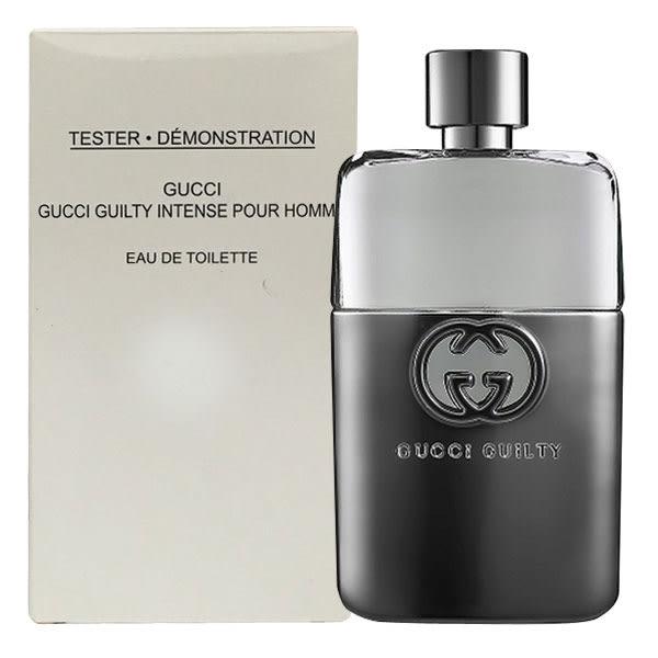 GUCCI Guilty pour Homme 罪愛男性淡香水 90ml Tester環保包裝 39054《Belle倍莉小舖》
