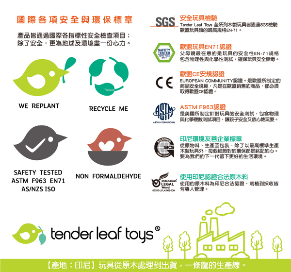 【美國Tender Leaf Toys】雙層法式點心架(家家酒配件)