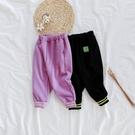 內刷毛厚款 雙口袋運動褲 長褲 運動褲 棉褲 褲子 加厚褲 現貨 男童 女童 兒童