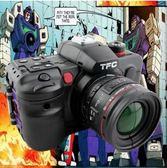照相機變形金剛相機剛創意禮物TFC Photron數碼單眼相機三兄弟玩具現貨 igo歡樂聖誕節