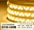 燈帶led三色客廳家用變色戶外防水超亮軟長條線燈柔性線條燈 【快速出貨】