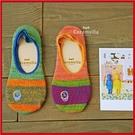 新品女襪 骷髏頭隱形襪 (顏色隨機) 襪子【AF02137】i-style居家生活