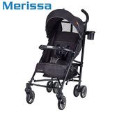 【愛吾兒】Merissa美瑞莎 EB18 行動休旅Buggy嬰兒手推車-幸運黑