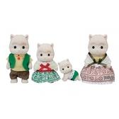 《 森林家族 - 日版 》 羊駝家庭組 / JOYBUS玩具百貨