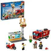 LEGO 樂高  60214 Burger Bar Fire Rescue