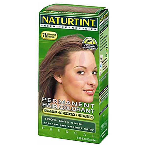 Naturtint 赫本染髮劑-7N亞麻淺棕色