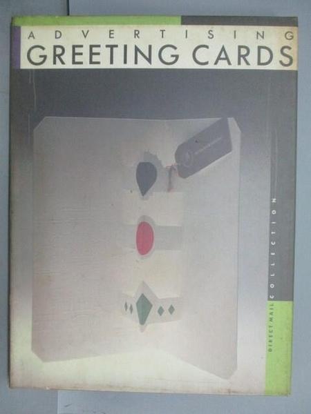 【書寶二手書T3/設計_ELM】Advertising Greeting Crads