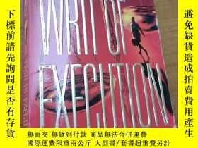 二手書博民逛書店writ罕見of executionY16663 Perri O