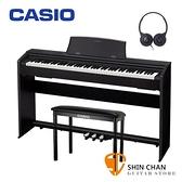 Casio PX-770 滑蓋式 電鋼琴 88鍵 黑色 / 含原廠腳架 / 三音踏板 / 琴椅 台灣卡西歐公司貨 贈送耳機