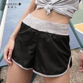 短褲歌瑞爾性感 舒適跑步健身瑜伽青年女士 短褲18003MP 夏諾可MKS 免運