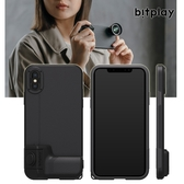 【bitplay】SNAP! 全包覆輕薄雙料避震防摔相機殼 搭配Grip藍芽快門把手 iPhone 手機一秒變輕單眼
