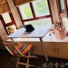電腦桌 飄窗神器電腦桌居家陽臺窗臺書桌學生寫字筆記型電腦桌學習桌訂製 【618特惠】