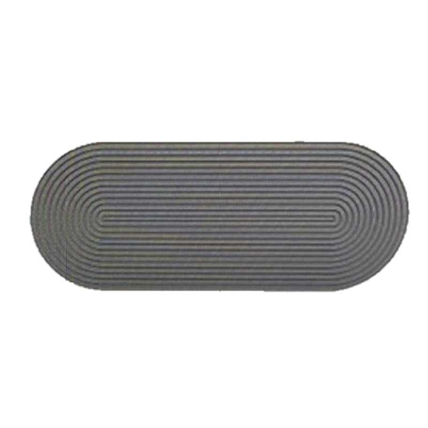 [8美國直購] Dyson Non-slip heat mat 防滑加熱墊 967712-01 Perfect for Dyson Supersonic hair dryerbwith leather case