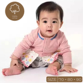 連身衣 兔裝 包屁衣【GD0039】日本假兩件百褶裙寶寶連身衣 新生兒服 兔裝  造型服   (50-70)