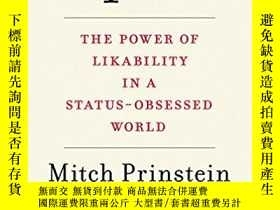 二手書博民逛書店Popular:罕見The Power of Likabilit