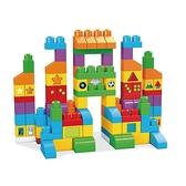 MEGA BLOKS 美高150片積木學習袋 玩具反斗城