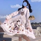 洛麗塔全款春夏長袖日常白菜lolita學生甜美洋裝op可愛正版洋裝 陽光好物