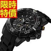 電子手錶-防水精緻個性運動腕錶5色58j10【時尚巴黎】
