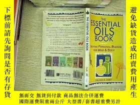 二手書博民逛書店THE罕見ESSENTIAL OILS BOOK (A02)Y2