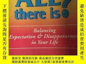 二手書博民逛書店Is罕見That All There Is?105989 Dav