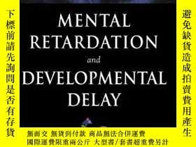 二手書博民逛書店Mental罕見Retardation And Developmental DelayY364682 Smit