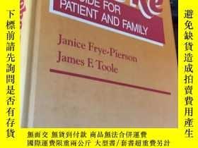 二手書博民逛書店STROKE罕見A Guide for Patient and Family (精裝)Y5834 Janice