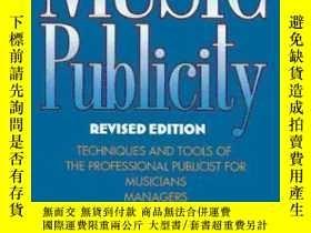 二手書博民逛書店The罕見Billboard Guide To Music Publicity-廣告牌音樂宣傳指南Y43663