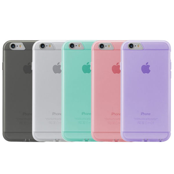 Tunewear Softshell iPhone6S TPU保護殼(適用iPhone6)