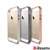 Rearth Apple iPhone 5s/SE (Ringke Fusion) 高質感保護殼(贈送保護貼)