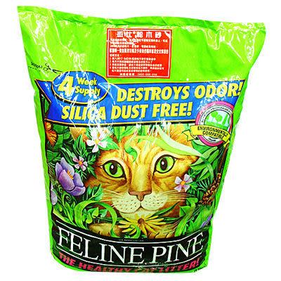 【 zoo寵物商城】健康班比(斑比)松樹砂 松木砂 木屑砂 貓砂40磅 免運可扛上樓