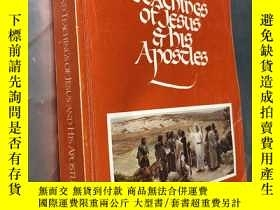 二手書博民逛書店The罕見Life and Teachings His Apos