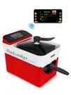 炒菜機 小炒家用智能全自動炒菜機器人烹飪鍋無油煙不沾炒貨機廚師機 莎瓦迪卡