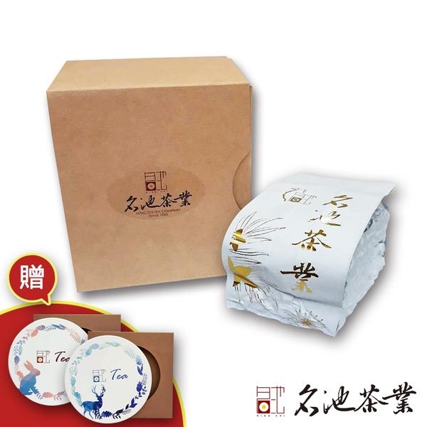 【名池茶業】冬花瀲香-阿里山純手捻高冷烏龍(150g x1)