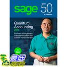 [8美國直購] 暢銷軟體 Sage 50 Quantum Accounting 2019 – Small Business Accounting Management Software B07FMDQLS1